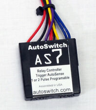 AutoSwitch Motorcycle Auxiliary lights relay Activator AS-7 Parasitic Switch
