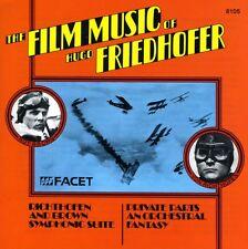 Graunke Symphony Orchestra, H. Friedhofer - Film Music [New CD]
