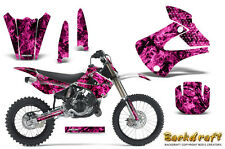 Kawasaki KX85 KX100 2001-2013 Graphics Kit CREATORX Decals BACKDRAFT P