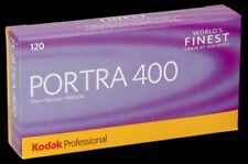 Kodak Portra 400 Rollfilm 120 5er Pack MHD 09/2021