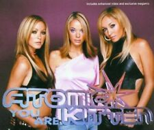 Atomic Kitten You are (2001)  [Maxi-CD]