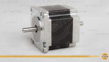 ACT Motor GmbH 1PC Nema23 Schrittmotor 23HS6620B 2A 56mm 1.26N.m DualShaft 6Lead
