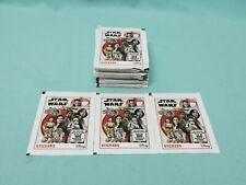 Topps Star Wars Die letzten Jedi Sticker 50 Tüten / 250 Sticker The last Jedi