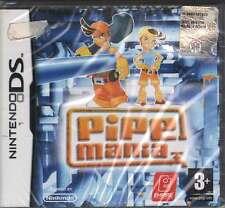 Pipemania Videogioco Nintendi DS NDS Sigillato 5017783028324