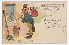 Pyp, Strangers Yet Comic Postcard, A736