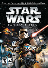 Star Wars Fan Favorites I (PC Games) - NEW™