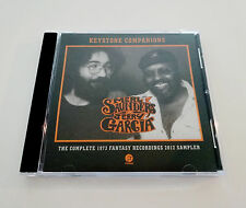 Jerry Garcia Merl Saunders 1973 Keystone Companions CD 2012 9 Track Sampler 1-CD