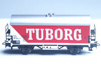 "4536 MARKLIN HO DSB Danish BEER car ""TUBORG"""