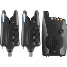 JRC Radar CX Alarm 2+1 Set Blau Funkbissanzeigerset im Koffer Toppreis ansehen