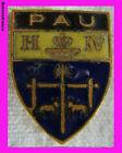 BG2918 INSIGNE BLASON VILLE DE PAU