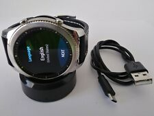 Samsung Gear S3 Classic Smartwatch (Bluetooth)Factory Reset Mint Condition