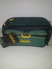 Cabela's Advanced Anglers Small Tackle Bag includes Plano #3500 Utility Boxes