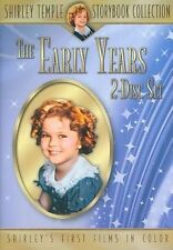 Shirley Temple Early Years 0844503001023 DVD Region 1 P H