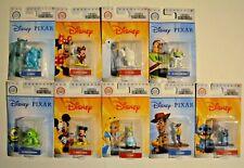 Jada Die Cast Nano Metalfigs Disney Pixar 9 verschiedene Figuren im Set ca.3-5cm