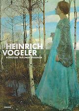 Fils, Arnold, heinrich vogeler, artistes rêveurs visionnaire, worpswede, 2012