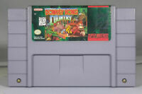Donkey Kong Country - Nintendo SNES Game Authentic