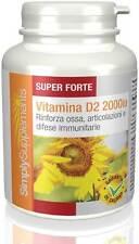 Vitamina D2 2000 iu 360 Compresse - E595