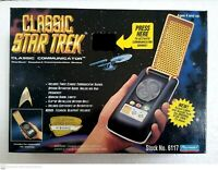 CLASSIC STAR TREK CLASSIC COMMUNICATOR PLAYMATES 6117 LIGHTS & SOUNDS!!!