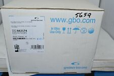 Box of 144 NEW Greiner Bio-One 662174 Polystyrene Cell Culture Multiwell Plate