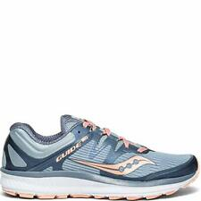 Saucony Guide ISO - Women's Running/Walking Athletic Shoe - Grey - Mult. Sizes