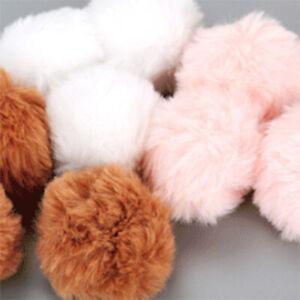5pcs Soft Fur Balls Funny Toy for Pet Cat Interactive Elastic Catch Pet SupplyU