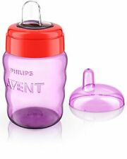 Philips Avent Easy Sip Spout Cup  260 ml, Pink