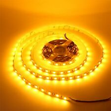 Gold Yellow Color 5050 60led/M 5M LED Strip Light Non Waterproof Home Decoration