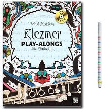 Klezmer Play-alongs für Klarinette CD, Bleistift - ALF20139G - 978393313664