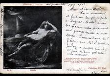 ART PEINTURE / FEMME nue / REVE de ZULEIKA ... par Mme CONSULEO FOULD