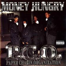 P.C.O. - MONEY HUNGRY - RAP (NEAR MINT) 2000