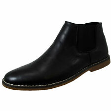Unbranded Slip on Chelsea, Ankle Synthetic Leather Men's Boots