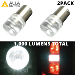 LED 6000K White Rear Interior Courtesy Light Bulbs for Ford F150 Chevy GMC C1500