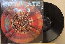 HOT PLATE NO. 3, MIX BY MARIO TREMBAY VARIOS MEXICAN LP HNRG DISCO COMPILATION