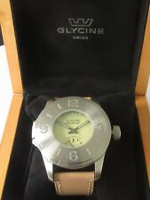 Glycine Incursore 3843 Half Hunter Manual watch (Limited Edition 122/999)