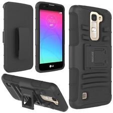 Rigid Plastic Fitted Cases/Skins for LG with Clip