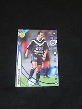 ZIANI  GIRONDINS BORDEAUX Carte football card FRANCE FOOT DS 1999-2000 panini