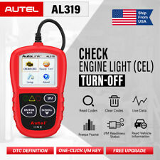 Autel AL319 OBD2 CAN Code Reader Auto Car Diagnostic Tool View Freeze Frame Data
