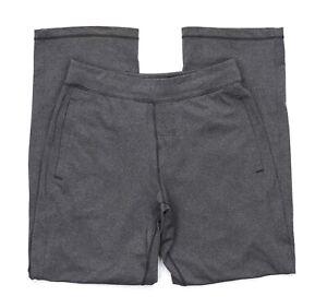 LULULEMON Jogger Sweat Pants KUNG FU Relaxed Sweatpants Men's Size Medium Gray
