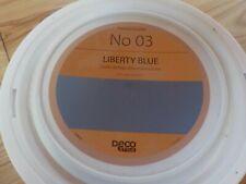 Tolle Wandfarbe Innenraum *LIBERTY BLUE* Premium Quality - 2,5 Liter *NEU*