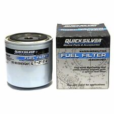 Quicksilver Water Separating Fuel Filter for Mariner Outboard Water Seperator