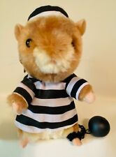 2002 Gemmy Singing, Dancing Hamster - Sings Jailhouse Rock - Works Great!