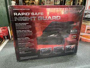 "Hornady RAPiD Safe Night Guard 12""x10.5""x3"" Black RFID  98215"