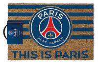 Fußball - Paris Saint Germain Fußmatte Größe 60 x 40 cm Material Kokosfaser