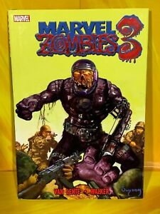 Marvel Comics - Marvel Zombies 3 (Hard Back Graphic Novel)