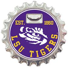 Lsu Tigers Magnetic Bottle Opener Licensed NCAA College
