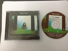 Freebo : The End of the Beginning CD (2002)