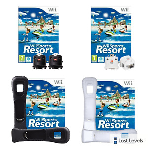 Wii - Sports Resort   Choose Your Game   Motion Adapters   VGC