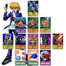 YUGIOH ORICA 12x-SET: JOEY WHEELER   Anime Custom Cards Yu-Gi-Oh! Red Eyes Jinzo