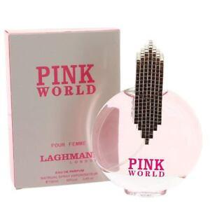Laghmani Pink World (Pink Touch) Eau De Parfum 100ml Spray