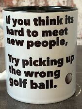 novelty golf mugs products for sale | eBay